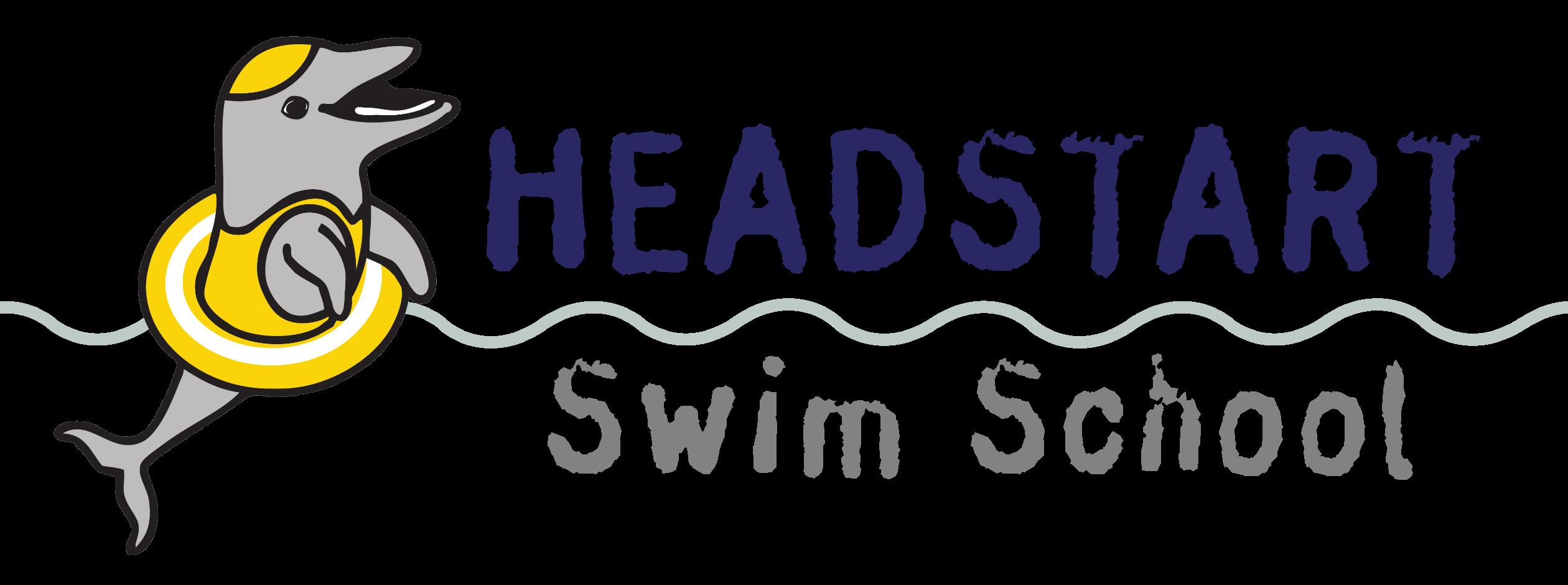 Headstart Swim School Logo