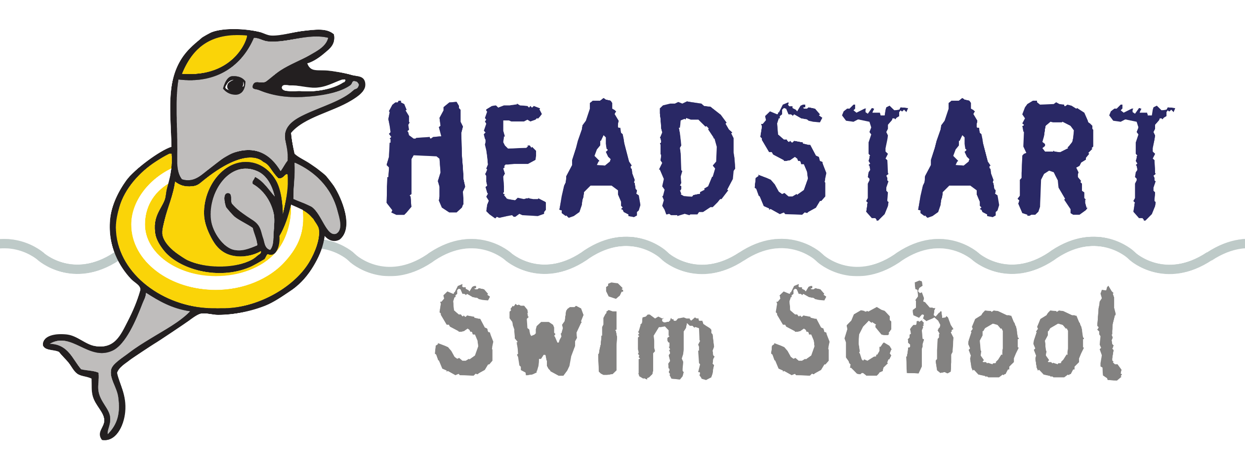 Headstart Swim School Logo